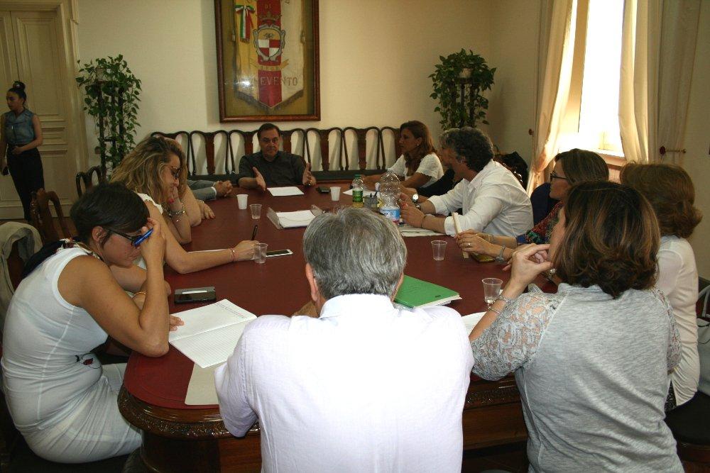 riunione verde