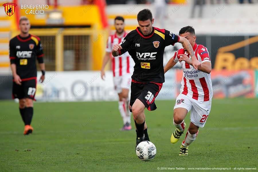 Fonte Benevento Calcio Pagina Ufficiale