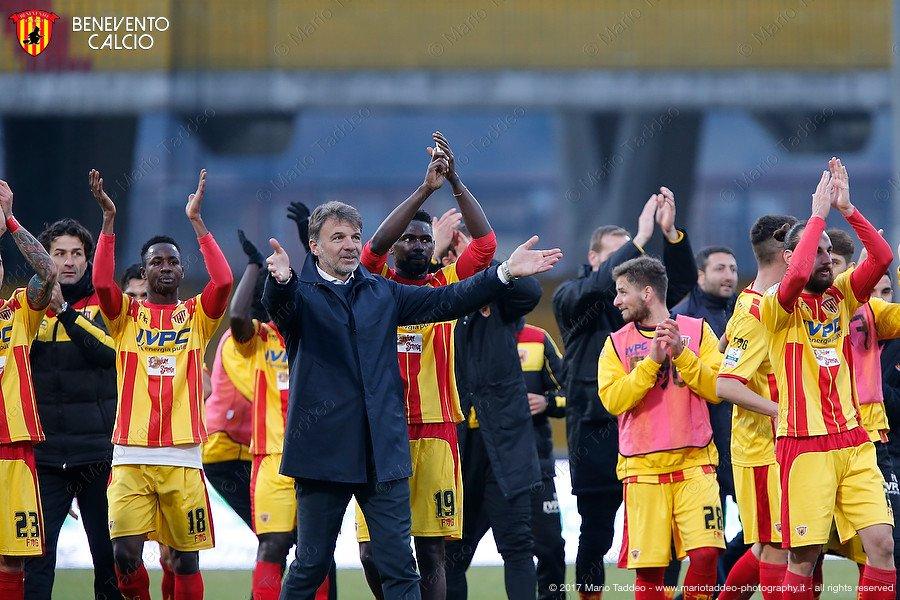 Benevento Calcio Pagina Ufficiale