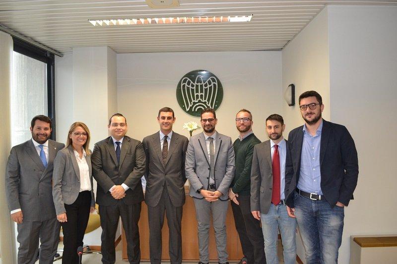 Consiglio Direttivo Giovani Imprenditori Confindustria BN