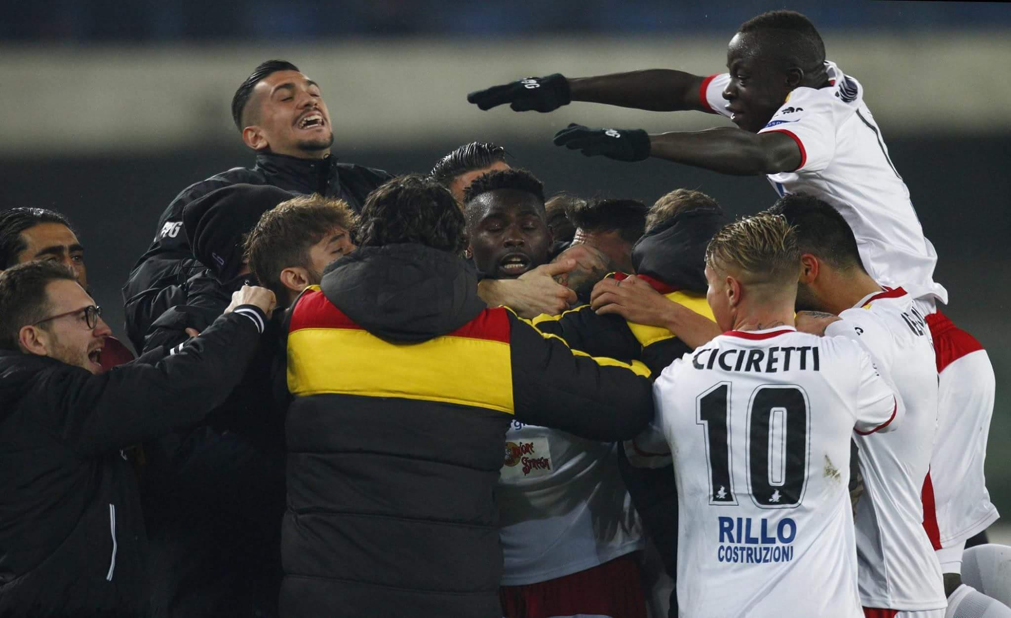 Foto Benevento Calcio Pagina Ufficiale