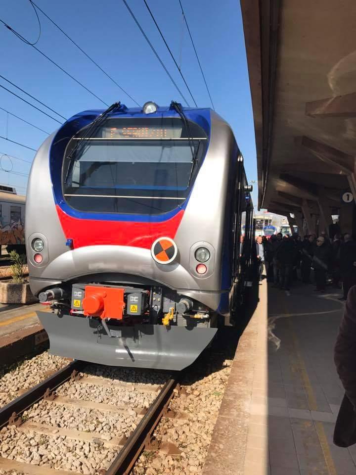 treno valle Caudina