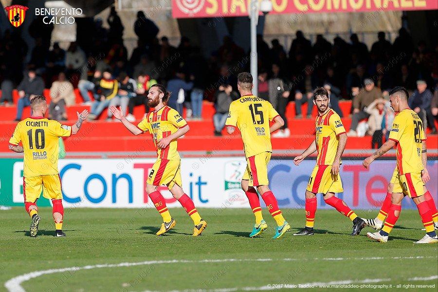 Foto Benevento Calcio Sito Ufficiale