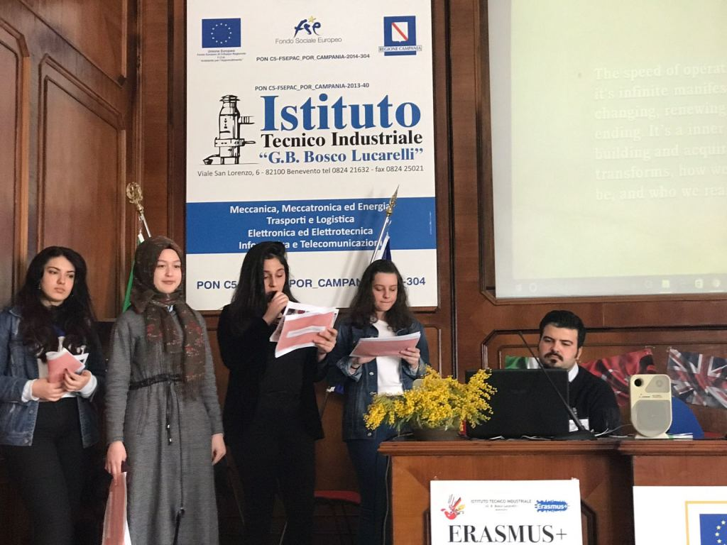Erasmus, scuola Turchia