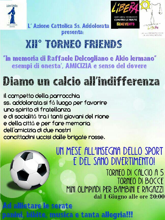 torneo friends