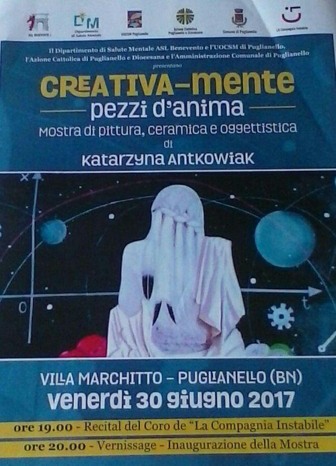 locandina creativamente