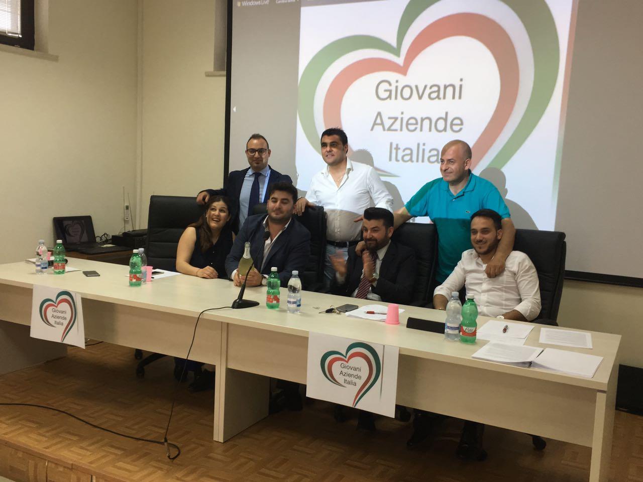 giovani aziende italia
