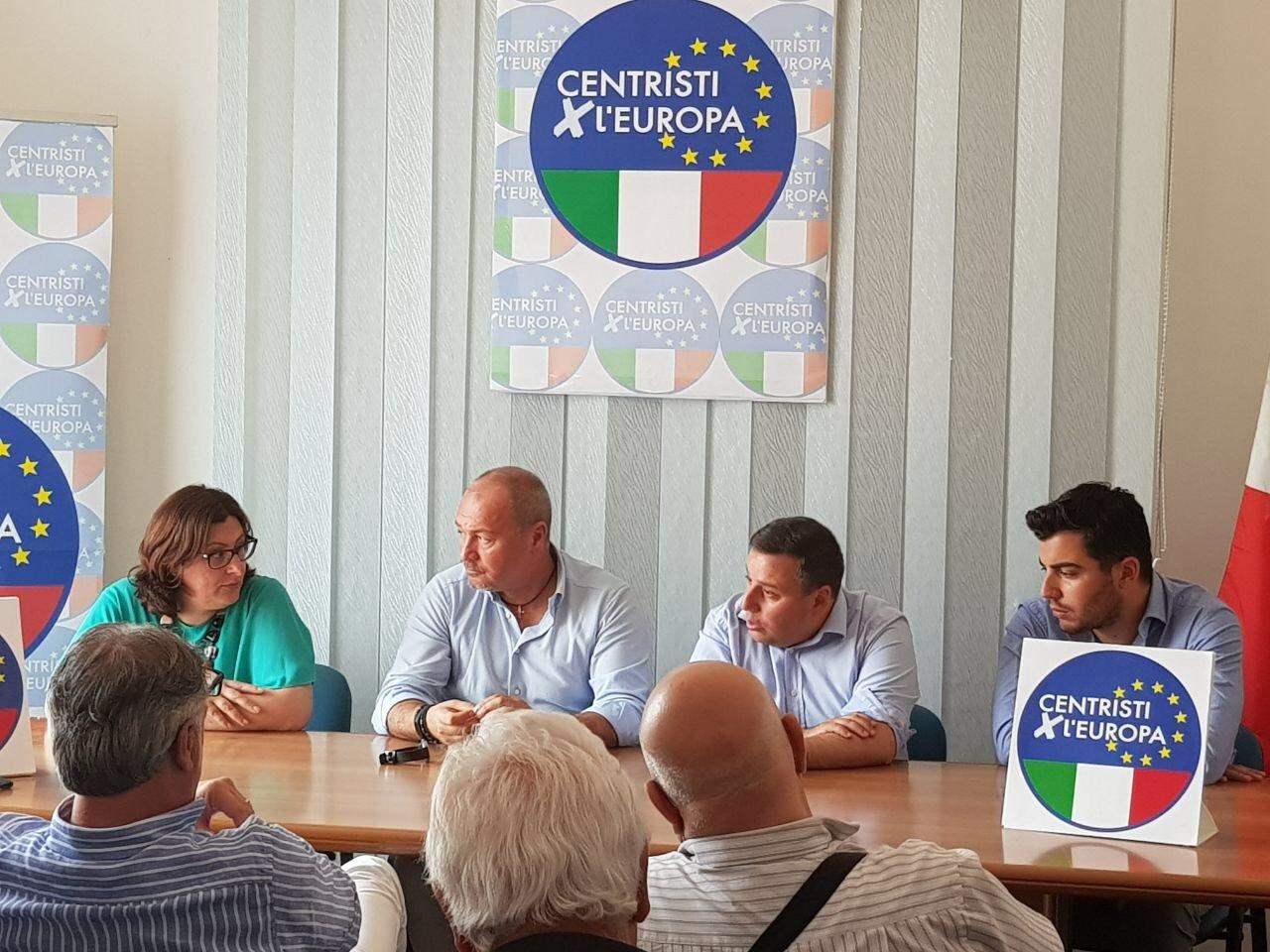 centristi per l'Europa