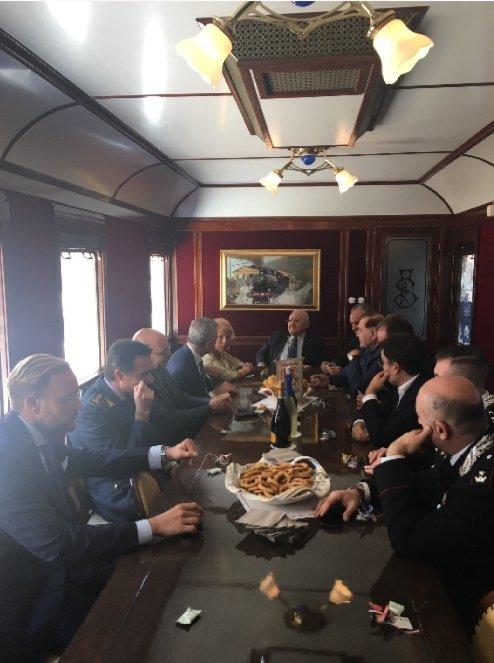 treno Pietrelcina
