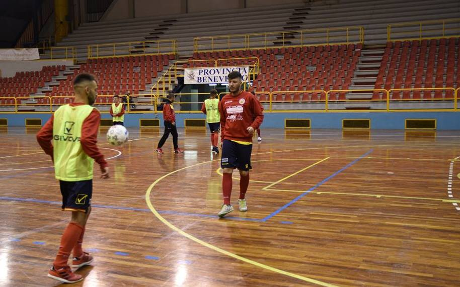 fabio Lanni (Sanniti Five soccer)